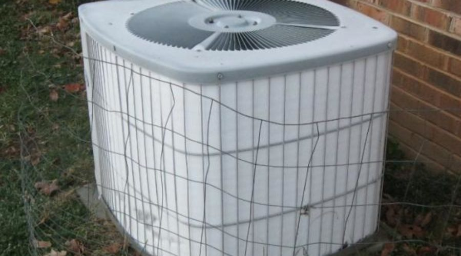Why Is My Air Conditioner's Refrigerant Line Covered in Ice?
