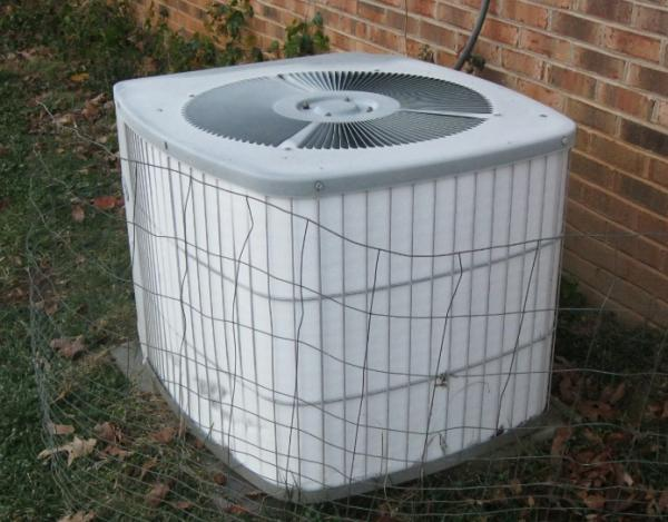 Ac Covered With Ice Spencer Heating And Air
