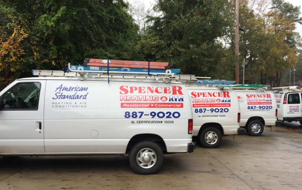 Spencer Heating & Air Auburn