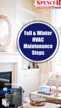 Fall & Winter HVAC Maintenance Steps