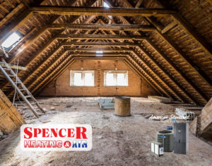 How Attic Ventilation Will Protect Your Home This Winter